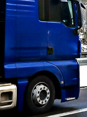 System IST (Transport pod kontrolą)