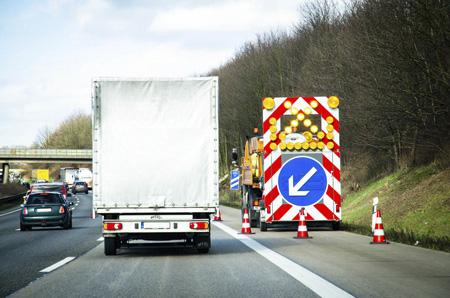 Za duży zbiornik paliwa, kabotaż w Niemczech?