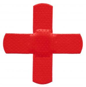 czerwony krzyz
