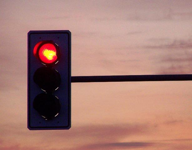 czerwone swiatla monitoring