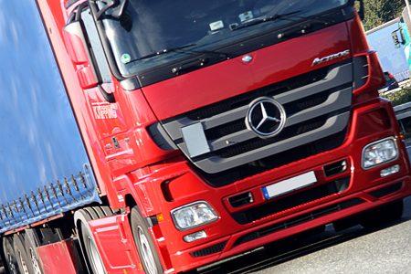 Rodzaje nadwozi w samochodach ciężarowych